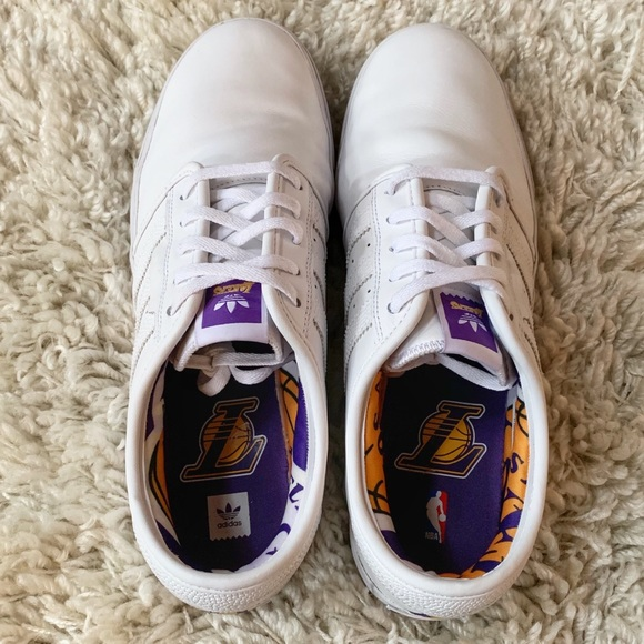 Adidas X Los Angeles Lakers Seeley Leather D68874
